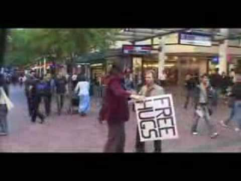 Free Hugs Campaign Official Page music by Sick Puppies net