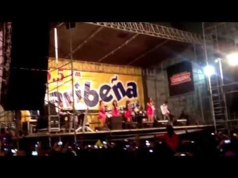 Corazón Serrano - Vete (Concierto Ayacucho 25/04/14)