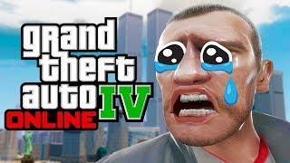 GTA IV Online SHUTTING DOWN & GTA IV RETURNING to Steam NEXT MONTH!