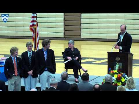 Gilman School Awards Day Ceremony