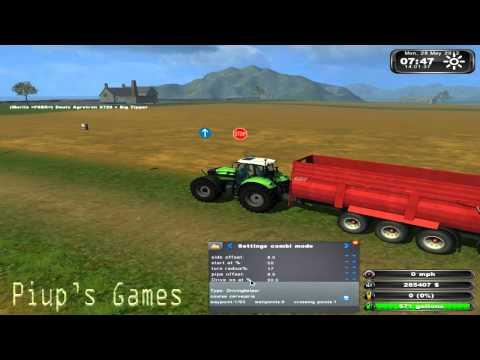 Tutorial courseplay #1 -- Farming-Simulator