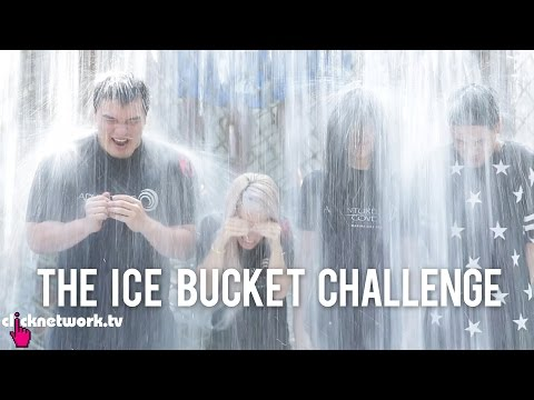 ALS GIANT Ice Bucket Challenge - The Click Show: EP16