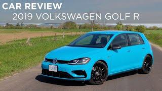 2019 Volkswagen Golf R | Car Review | Driving.ca