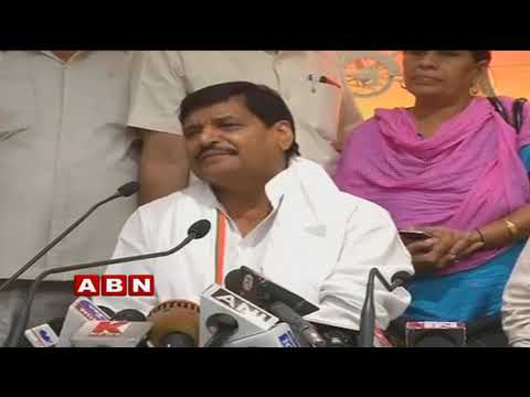 UP Government can give Z plus Security to Shivpal Yadav | ABN Telugu