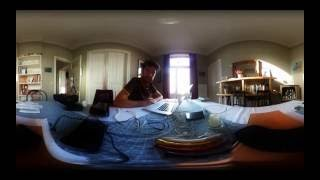 360 Grad Video Livestream mit der Rico Theta S