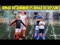 IRMÃO DO JUNINHO vs IRMÃO DO ROSSINI!! (qual será o melhor?! )