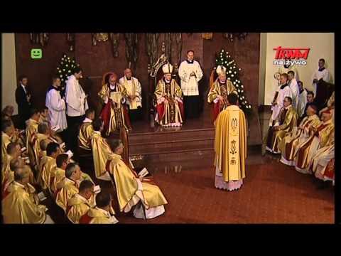 Święcenia biskupie ks. prał. Marka Zalewskiego, Nuncjusza Apostolskiego w Zimbabwe