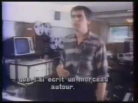 Peter Gabriel and Fairlight CMI