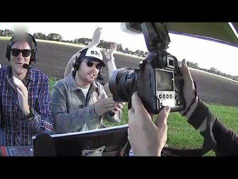 Coen en Sander in een radio-luchtballon: 'Een enorme stunt' - RTL LATE NIGHT MET TWAN HUYS