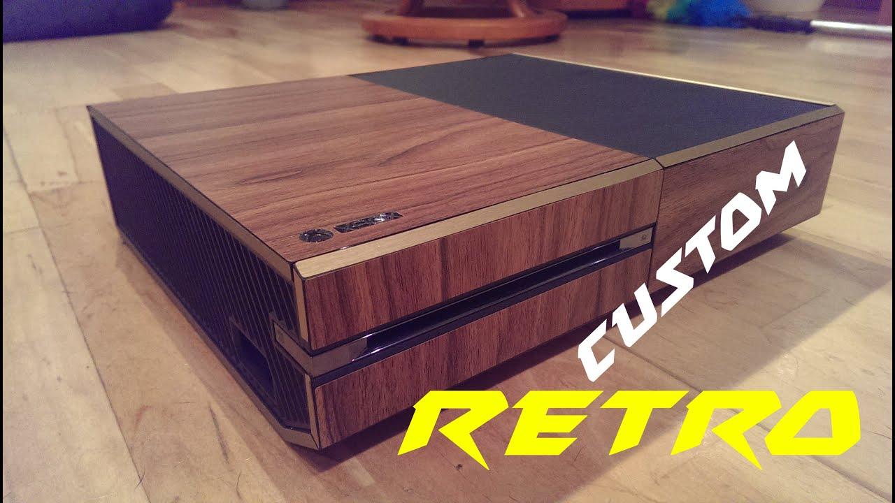 Retro Xbox Console Custom Xbox One i Retro Xbox