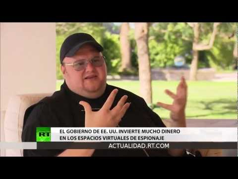 Entrevista con Kim Dotcom, fundador de Megaupload