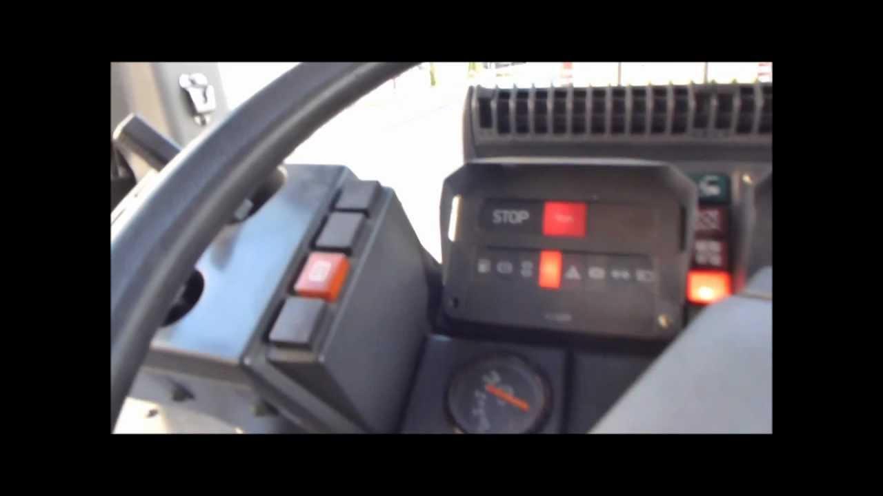Tableau de bord Renault Agora S - YouTube