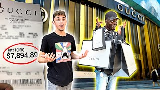 Buying Random Strangers ANYTHING They Want - Challenge