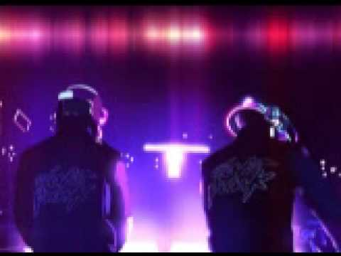 Daft Punk Vs Vitalic - Poney Technologic ( Silad mix )