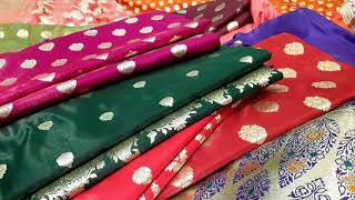 Banarasi sari factory complete tour | designer sari | silk sari | Banarasi saari | Bridal sari |
