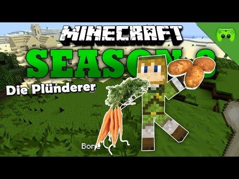 DIE PLÜNDERER «» Minecraft Season 8 # 8 HD