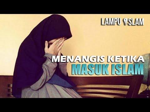 Wanita yang Masuk Islam Karena Kajian Al-Qur'an