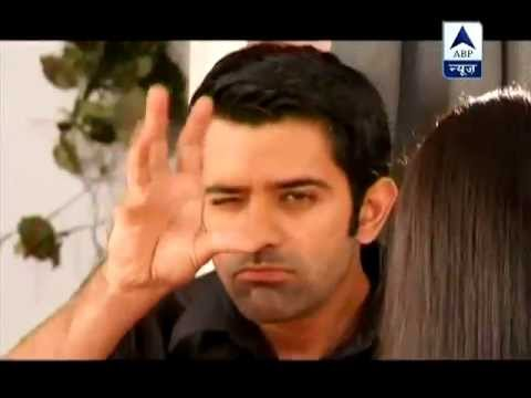 [SBS] Arnav Khushi Patch up and Off Screen Masti - 12th Sept 2012 - Iss Pyaar Ko Kya Naam Doon
