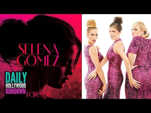 Selena's New Song do It About Sex With Justin Bieber? - Pitch Perfect 2 Trailer First Look (dhr)` video