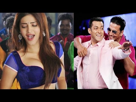 Bollywood News in 1 minute - 19/08/2014 - Salman Khan, Akshay Kumar, Shruti Hassan