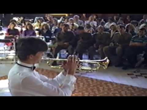 Koncert-Tomasz Kirszling ucze WLM prof.Romana Skowroskiego II Midzynarodowy Festiwal