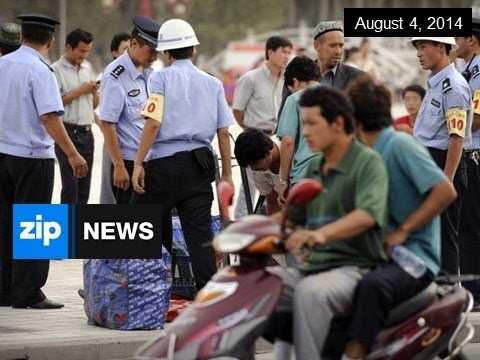Attacks In Xinjiang Kill 96 - August 4, 2014