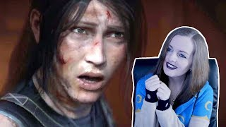 SHE'S BEAUTIFUL!! | Shadow Of The Tomb Raider Trailer Reaction!