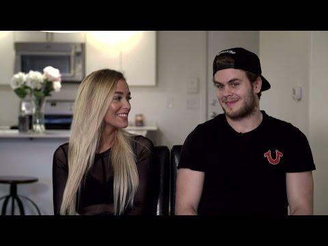 Ellinore och Pontus berättar om när de blev gravida - Playmakers (TV4)