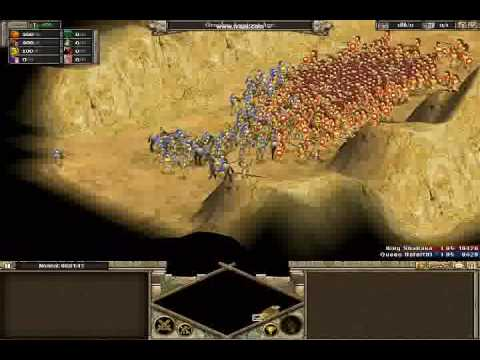 300 - Rise of nations style