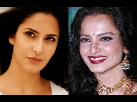 Katrina Kaif: Amazed by Rekha's Grace, Enthusiasm