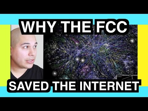 WE WON! Net Neutrality Victory Explained (both sides): FCC, Title II Internet - NETWORK WARS 8