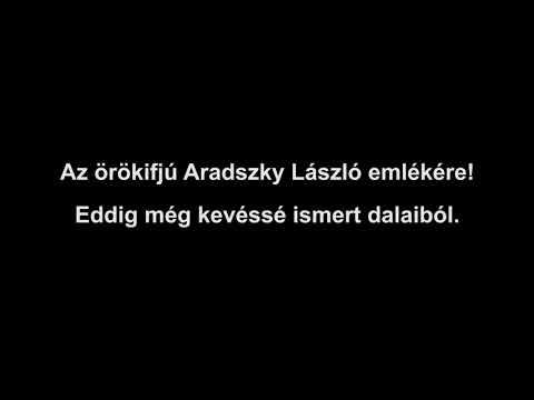 Aradszky László - Ó utca 38.
