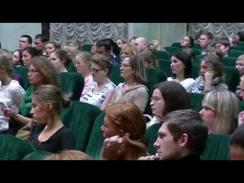 Иммунитет Семьи (Часть 2/3) Руслан Нарушевич. Санкт Петербург 29.10.2014