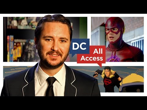 Wil Wheaton, Young Justice Behind-the-Scenes & The Flash (DCAA 233)