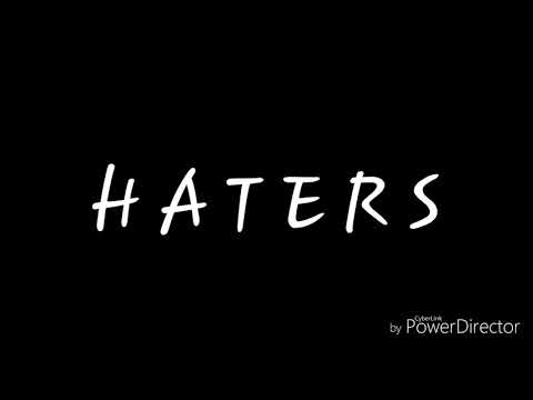Z LOW - HATERS ft ECKO SHOW & A TAKUR Lyric Video