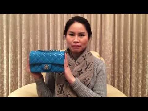 รีวิวกระเป๋าชาแนล Chanel Mini Flap 8