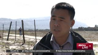 Chinese community in South Africa discusses beefing up security