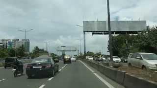 Mumbai City Video HD | Mumbai Highway | Mumbai road