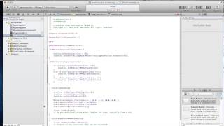 Xcode 4.6 Tutorial Teil 1 MapView mit TableView und ViewController HD