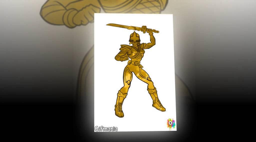 Dibujos Para Colorear De Power Ranger Www