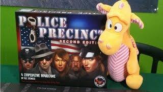 Police Precinct: 2nd edition - Gameplay Runthrough - Part1