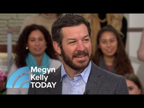 Martin Truex Jr. On His Victory In The 2017 NASCAR Cup Series Championship | Megyn Kelly TODAY