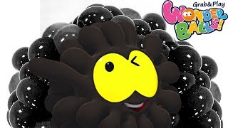 Funny Animated Cartoon | Videos for Kids | Squishy Wonderballs Full Episodes