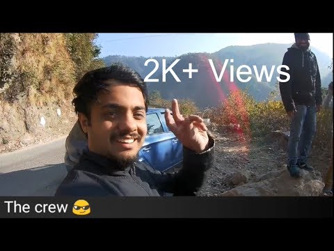 Road trip to Lansdowne | Uttarakhand | Travel Near Delhi | Noise Play 2 | 2019