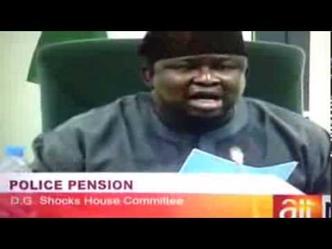 24 Billion Nigeria Police Pension Fund Missing! - APC,UK.