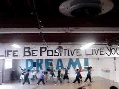 DREAM Dance Studio: Secret Place by Danity Kane - Jenn Galo