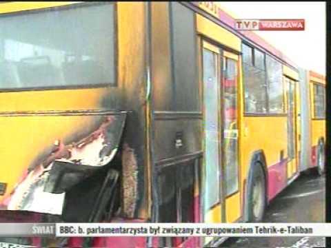 Czy Warszawskie Autobusy Są Bezpieczne ?