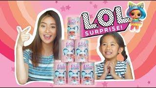 The Dolls Change Colour? (LOL Surprise! #Hairgoals)