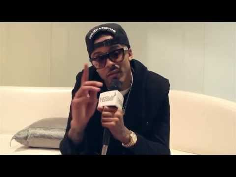 August Alsina Talks About Meeting Jay Z & Beyonce