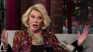 [Joan Rivers Calls Adele Fat & Jokes About Jennifer Lawrence's Boobs!] Video